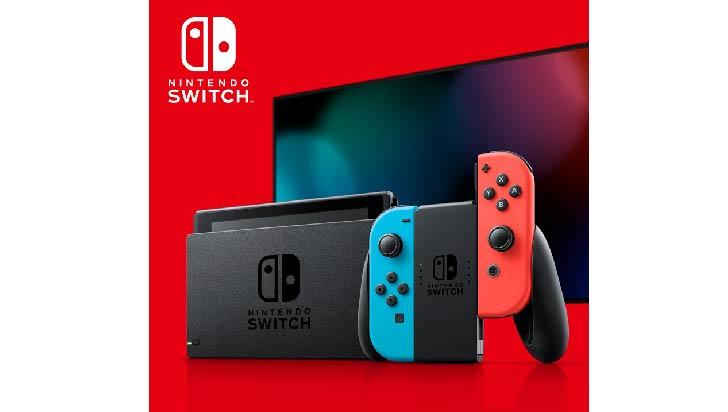 Nintendo planea aumentar un 20 % la fabricación de consolas Switch