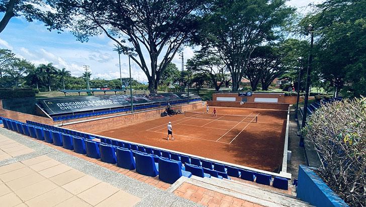 Open Colsánitas de tenis con 16 jugadores en fase principal