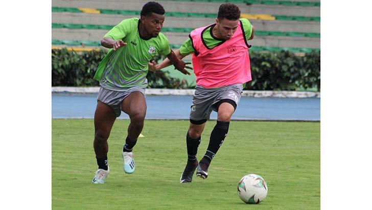 Ante Real San Andrés, Deportes Quindío retoma este lunes la B
