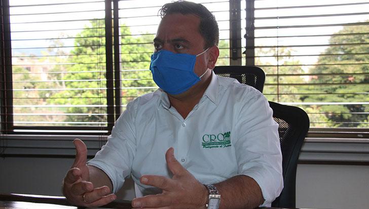 Sin medida de aseguramiento al director de la CRQ: juez se abstuvo