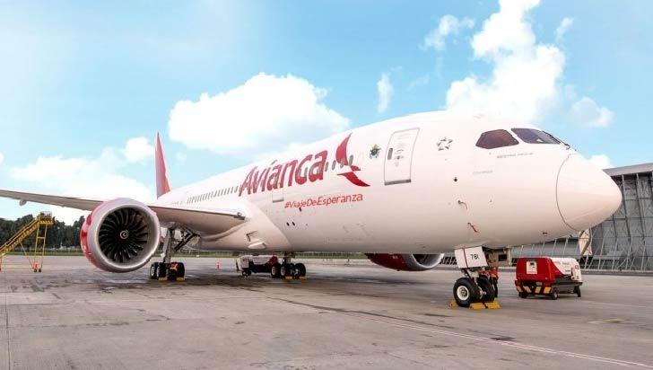 Avianca obtiene compromisos por 2.000 millones para financiar su recuperación