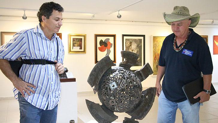 Hasta el 25 de septiembre, abierta  convocatoria para III bienal de arte