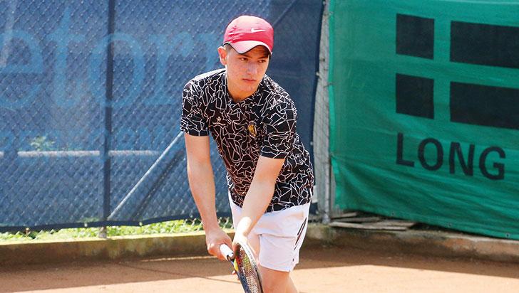 Para el open Colsanitas de tenis hay 5 quindianos como alternantes