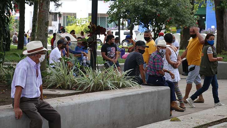 Mesa COVID-19 encendió las alertas por situación del virus en Quindío