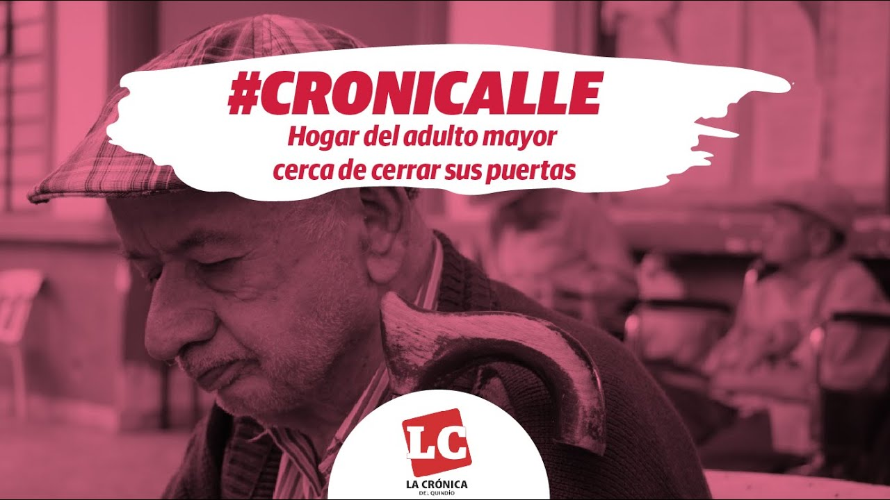 #Cronicalle   Hogar del adulto mayor cerca de cerrar sus puertas