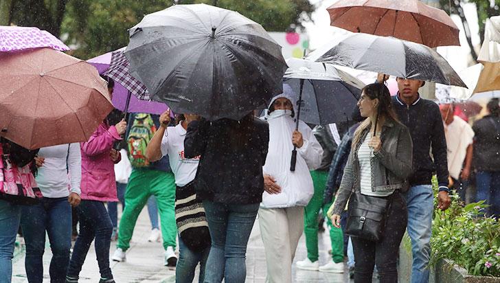 Clima puede generar enfermedades y confundir entre gripa y COVID-19