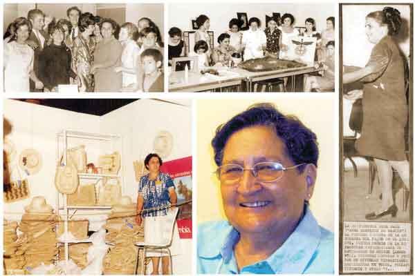 75fd40529fdd Aura Martínez de García mujer, madre y artesana La Crónica del ...