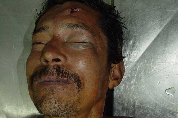 Sin reclamar cadáver hallado en el río Santo Domingo