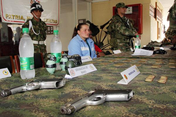 Octava Brigada reportó desarticulación del frente 47 que delinquía en la región