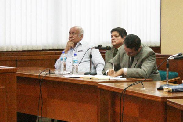 Ratificada la condena de Lorenzo Plaza