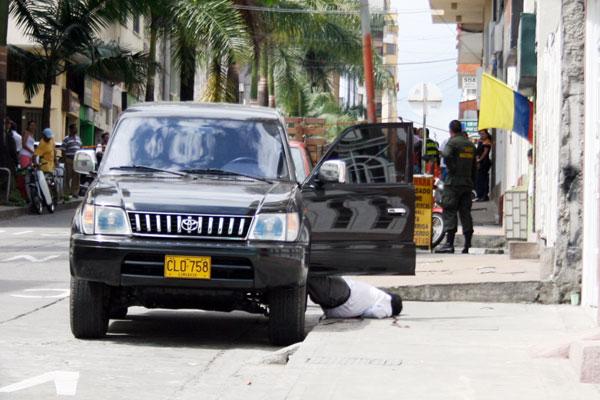 Dos muertes violentas en el Quindío en las últimas horas