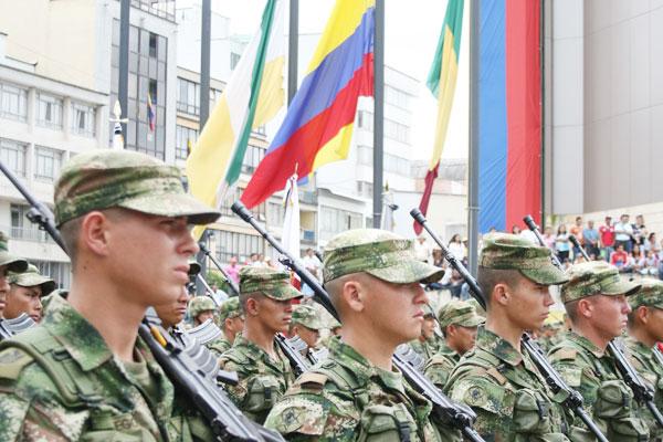 Condecoraciones a la bandera de guerra
