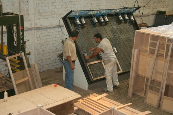 Estilo 2009 feria del mueble y la decoraci n en agosto la for Muebles industria