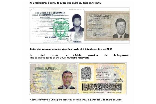 Con Identifícate la registraduría conmemorará 75 años de existencia