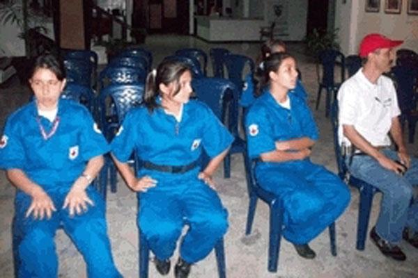 Alcaldía de Montenegro entregó dotación a la Cruz Roja y la Defensa Civil