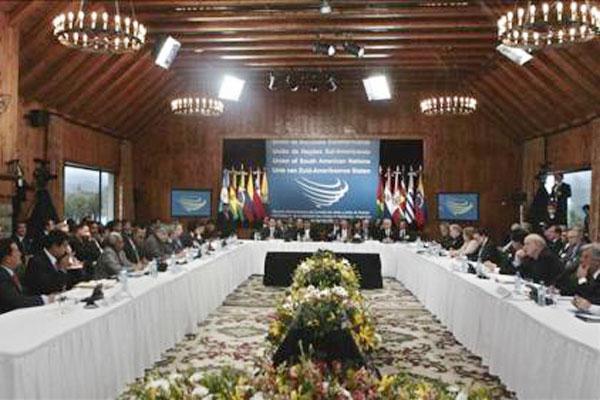 Unasur sin definición sobre pacto bases Colombia-EEUU