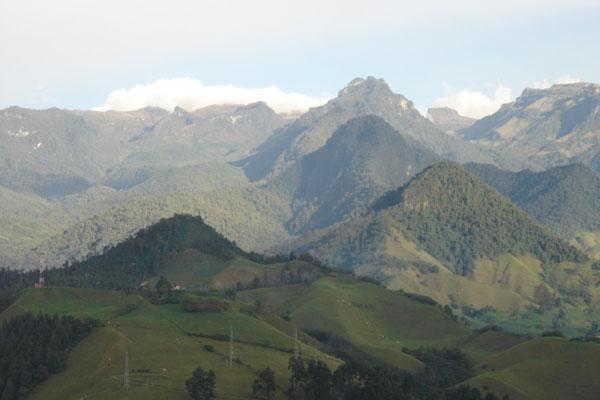 Mina de oro La Colosa, polémico proyecto que impulsaría economía colombiana