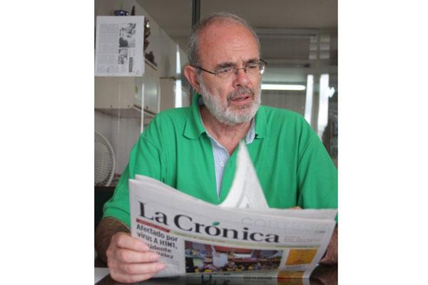 Alfonso López Caballero espera apoyo quindiano en la ...