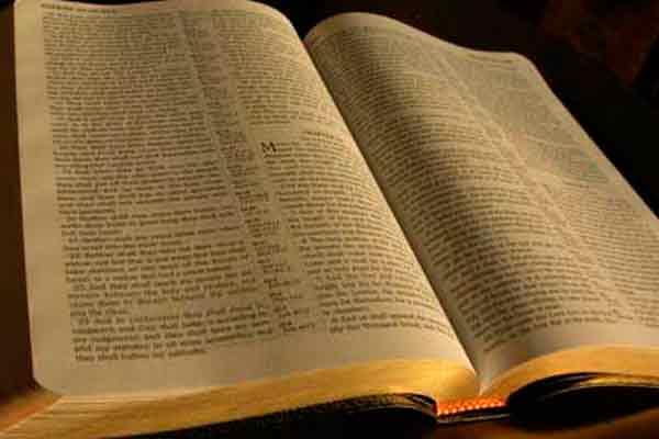 Estudian propuesta del día de la Biblia en el Congreso