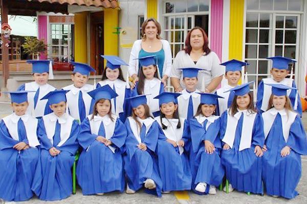 Motivos de graduación de preescolar - Imagui