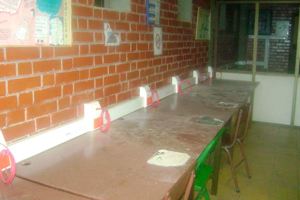 """""""Robos en  colegios de Armenia son constantes"""""""