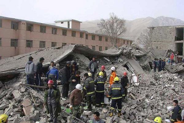 Fotos del terremoto en armenia colombia 62
