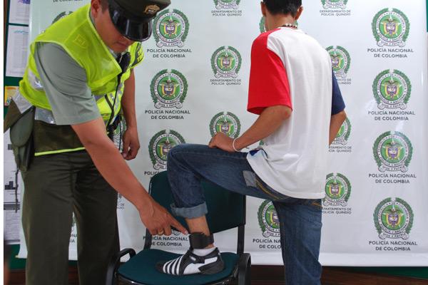 'Falta de brazaletes del Inpec afecta a 50 personas beneficiadas con casa por cárcel en Barranquilla'
