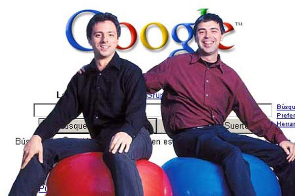 Google y su fascinante historia