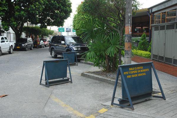 """""""El espacio público no puede ser cerrado o privatizado"""""""