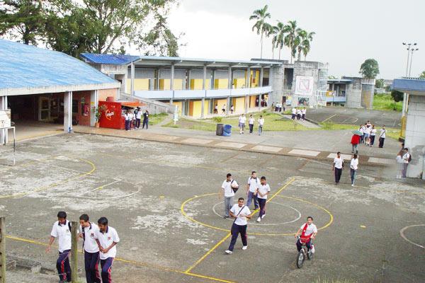Institución educativa Nacional Jesús María Ocampo