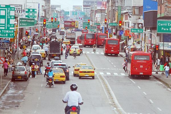 Red semafórica se convirtió 'en blanco' de delincuentes