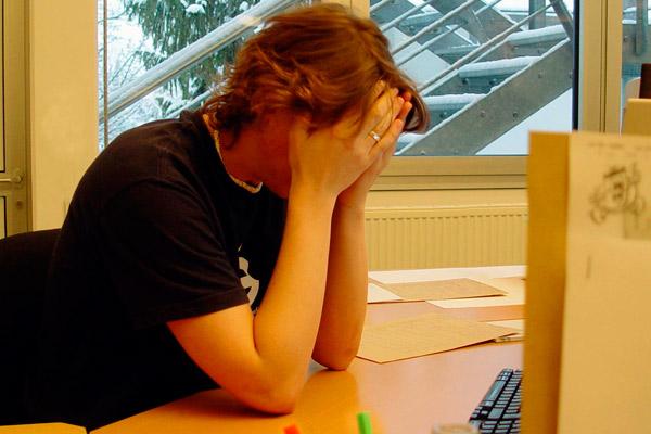 La ansiedad, primer síntoma de estrés laboral