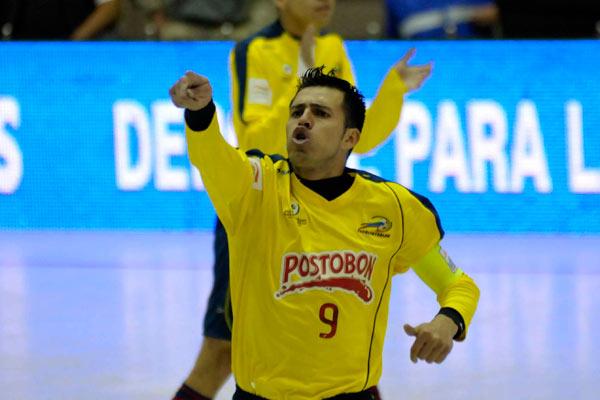Con autoridad, Colombia campeón mundial en el fútbol de salón