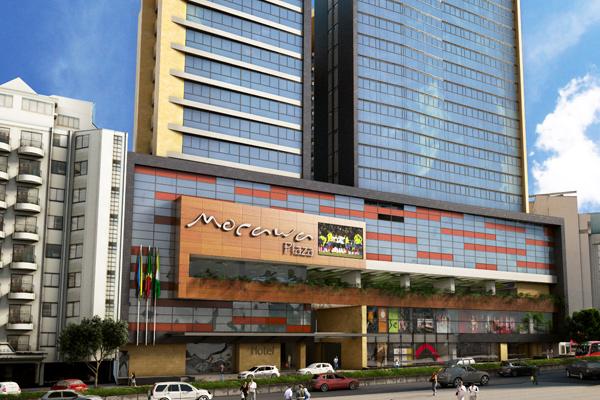 Best Western, a cargo del hotel en Mocawa