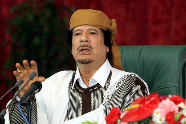 Fiscal pide a Corte Penal Internacional ordene arresto de Gadafi