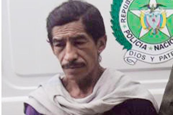 Capturan reconocido expendedor de estupefacientes en for Porte y trafico de estupefacientes codigo penal