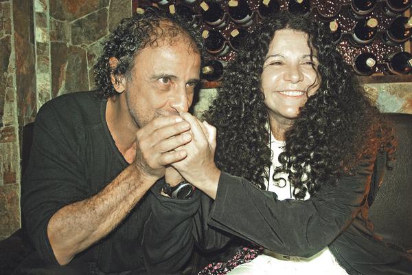 Carlos Mario y Cristina, 25 años de unión como la mejor pareja