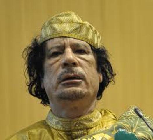 Muere Muamar al Gadafi
