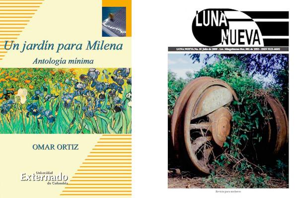"""Ómar Ortiz: """"La poesía  es un ejercicio del silencio"""""""