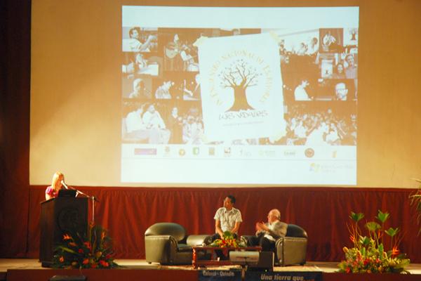 Encuentro nacional de escritores Luis Vidales, foco de cultura en Calarcá