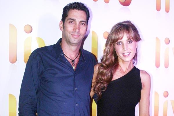 Crisis matrimonial afronta Alejandra Azcárate y Miguel Jaramillo