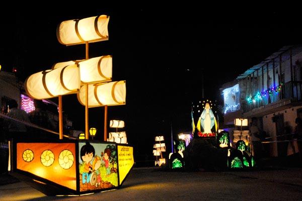 Quimbaya destino ideal para comenzar la navidad la for Disenos de faroles
