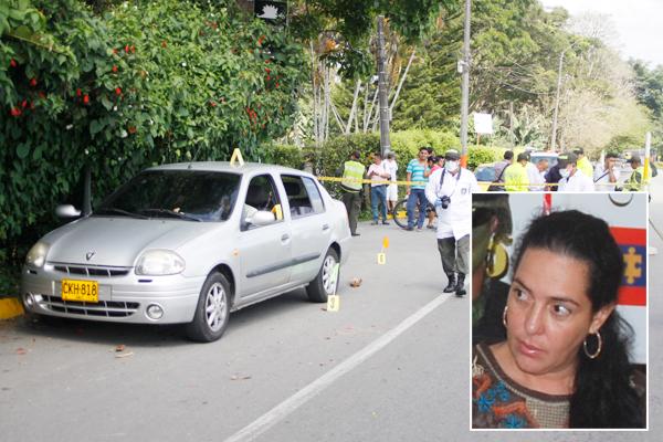 Asesinada esposa del extinto narcotraficante Iván Urdinola Grajales