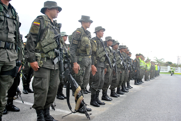 Gobierno y autoridades trabajan en  fortalecer la seguridad del Quindío