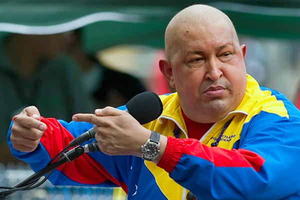 Hugo Chávez, falleció hoy, informó el Gobierno