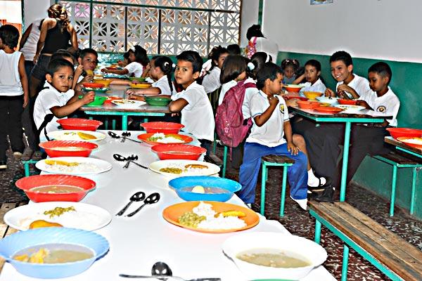 Mala Calidad En Los Alimentos De Restaurantes Escolares La
