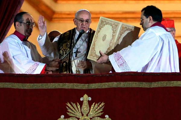 Sorpresa y alegría causó en el Quindío la elección del papa argentino Francisco