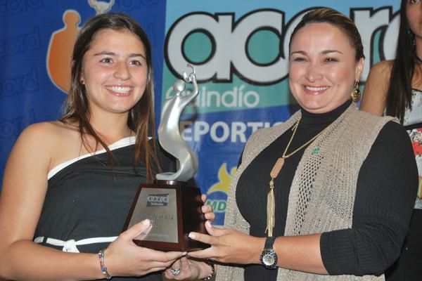 Los deportistas quindianos más destacados de 2012 serán premiados el 25 de abril