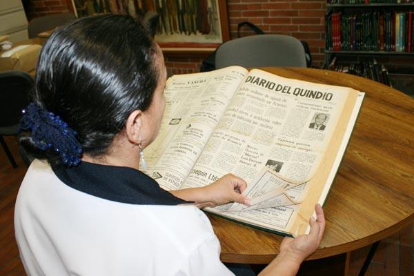 Historia  del Diario del Quindío, el linotipo de 1928