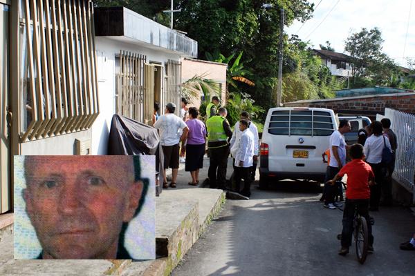 Taxista se quitó la vida en su lugar de residencia